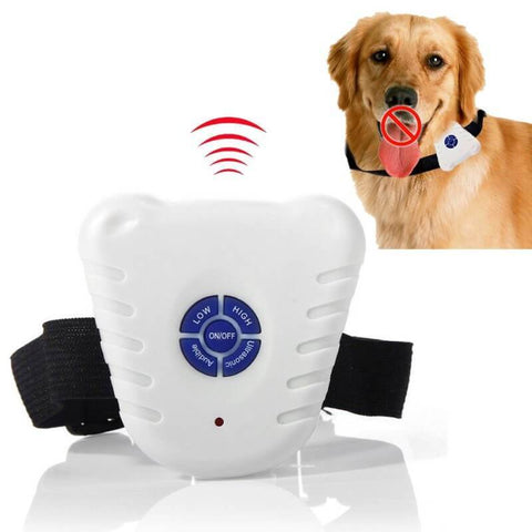 Ultrasonic Dog Bark Control Collar