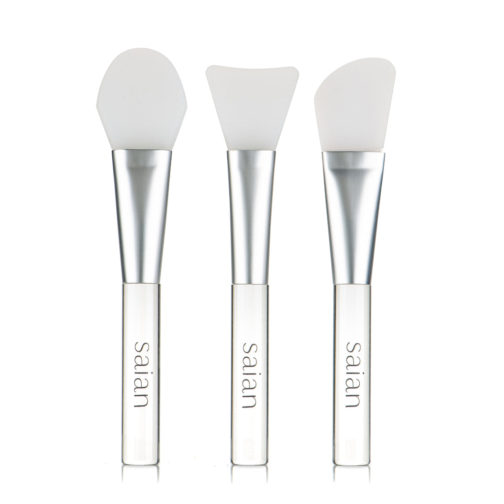 Silicone Applicator Spatula Trio