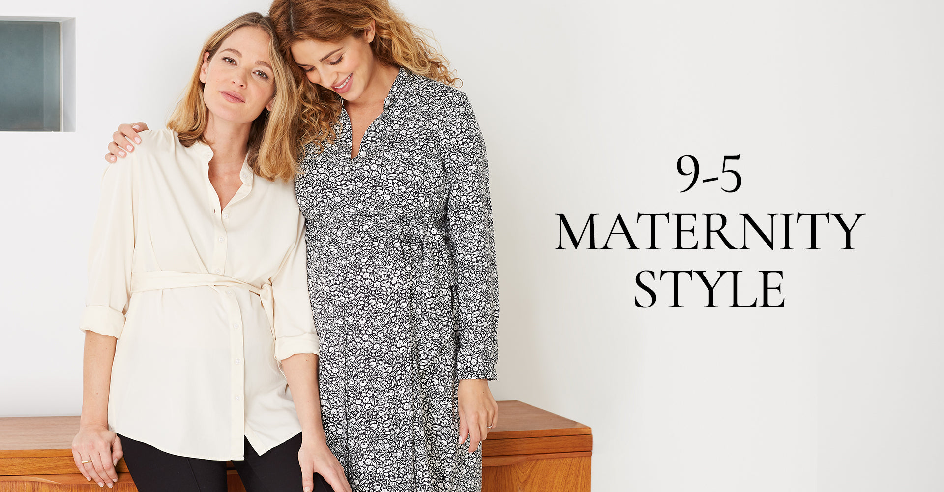 The 9-5 Maternity Style