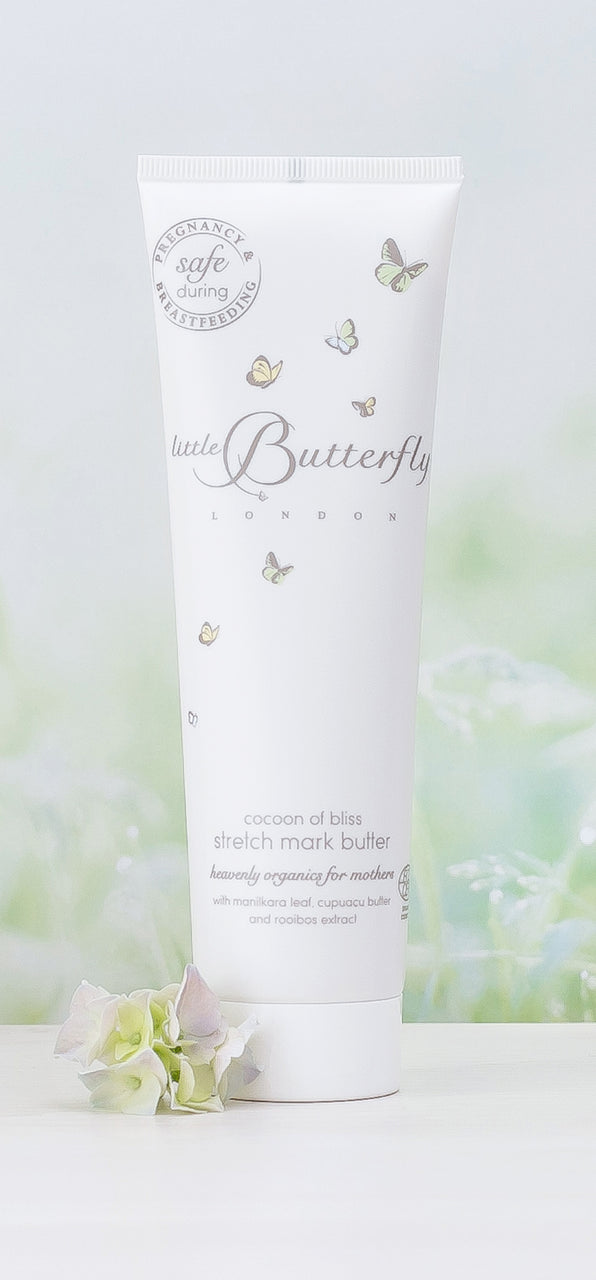 Little Butterfly London Stretch Mark Butter