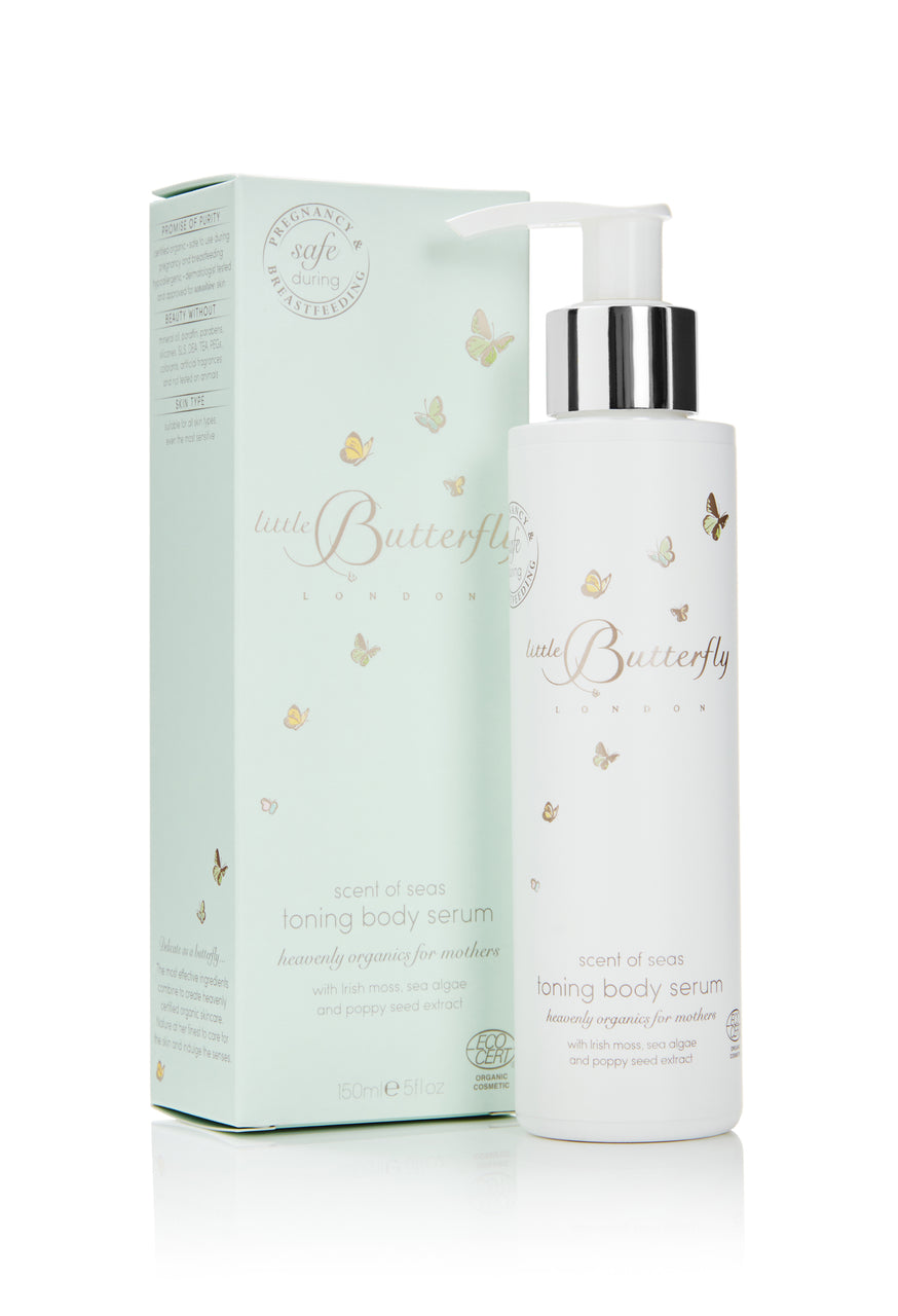 Little Butterfly London Toning Body Serum