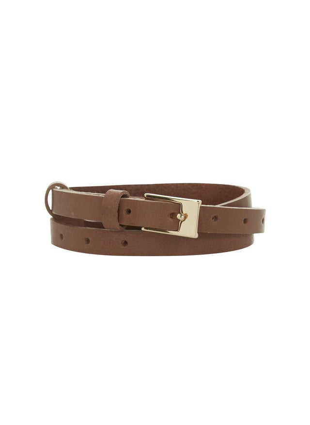 Essential Extra Long Skinny Belt