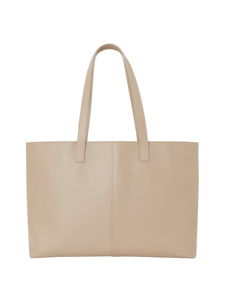 Blythe Leather Tote Bag