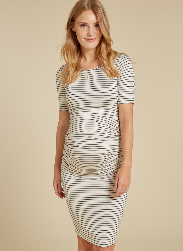 Jamie Maternity T-Shirt Dress