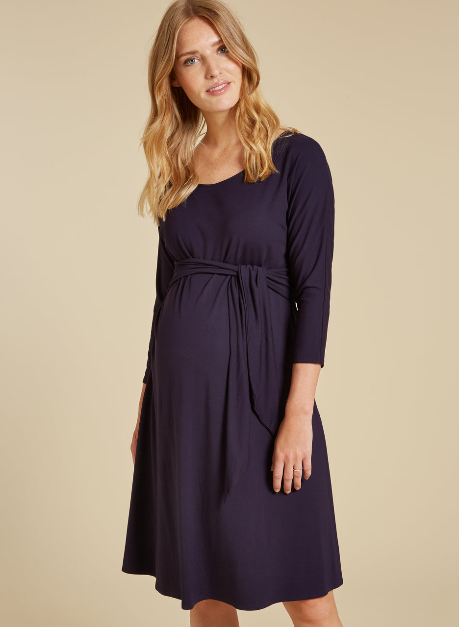 Arietta Maternity Dress