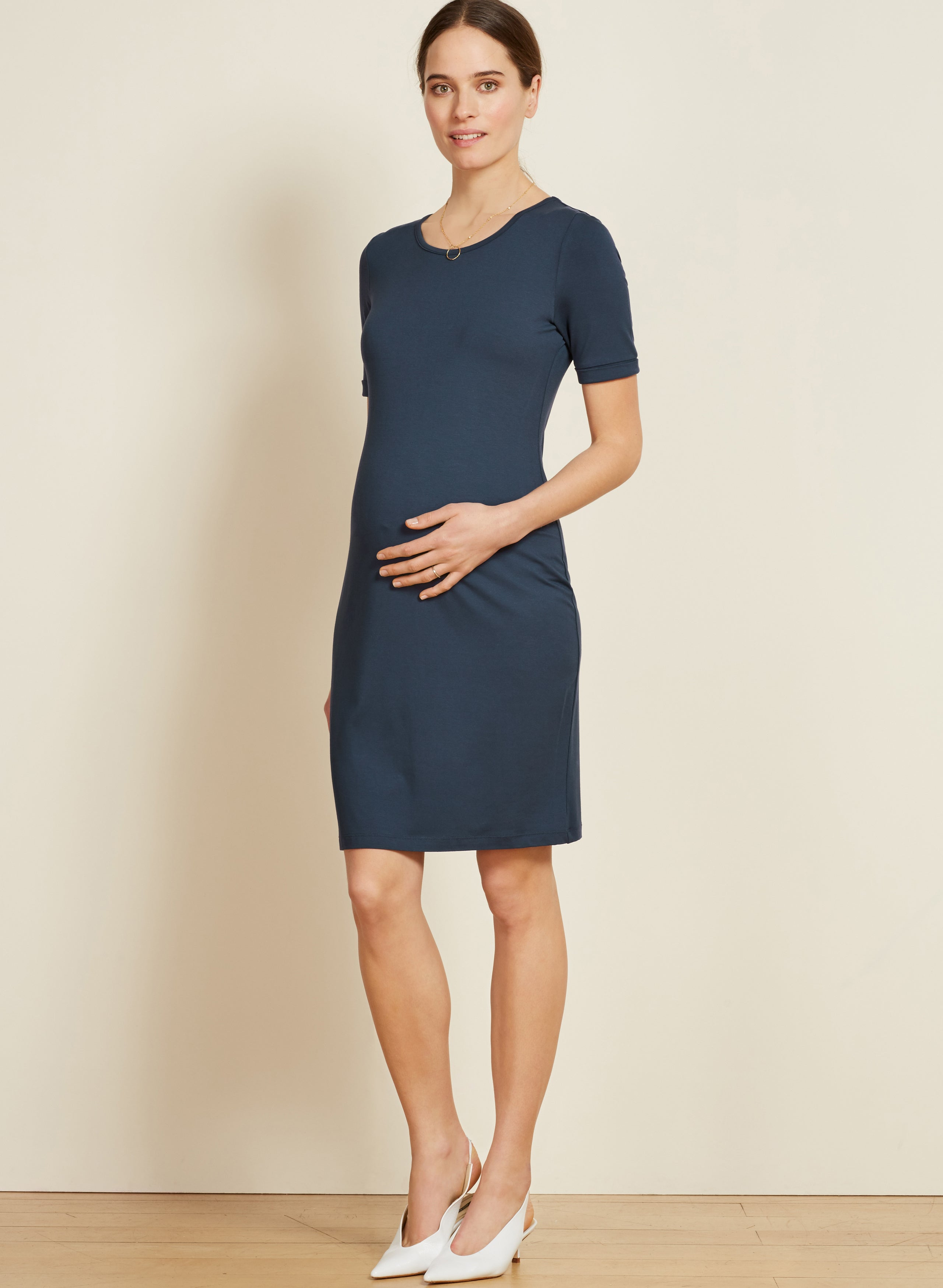 Ellie Maternity Dress