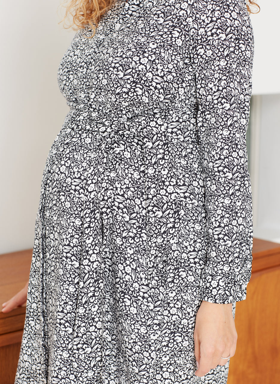 Connie Maternity Dress