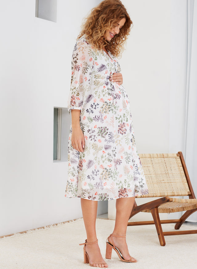 Posie Maternity Dress