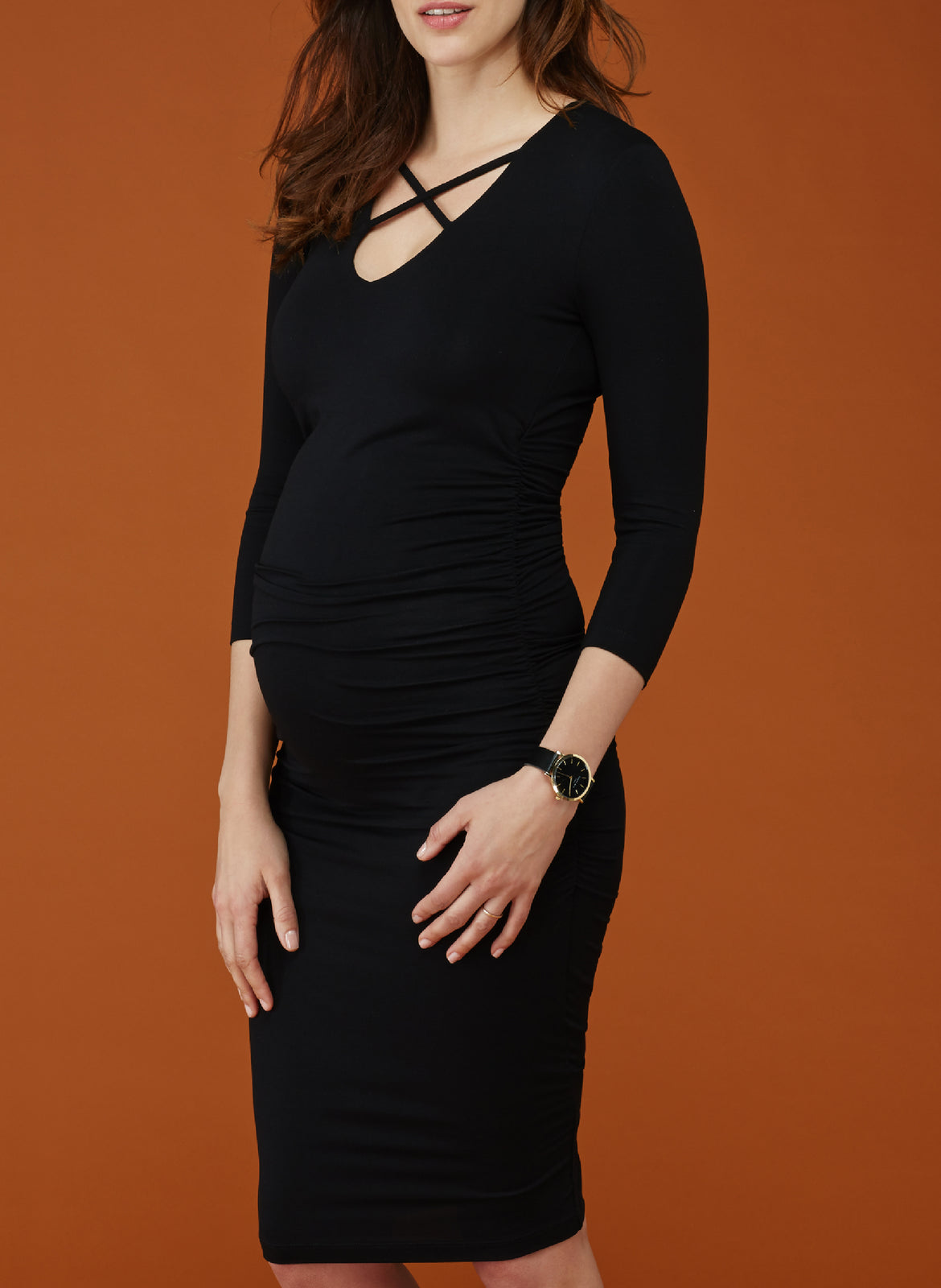 9b85968355b3f Gale Maternity Dress – Isabella Oliver US