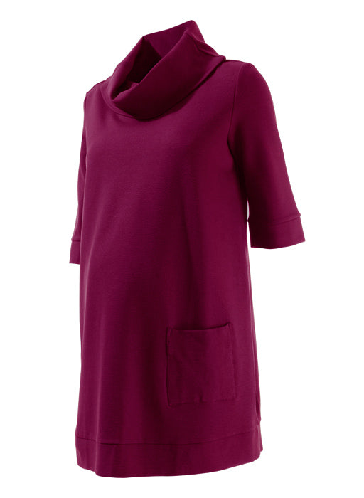 Everyday Pocket Maternity Tunic