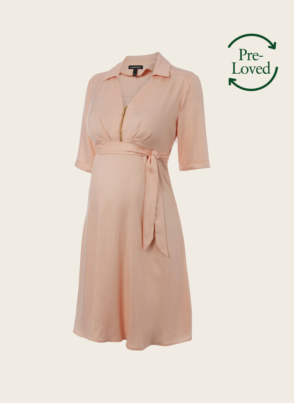 Pre Loved Cranleigh Maternity Dress by Isabella Oliver