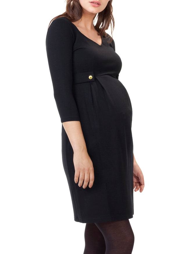 Marlow Maternity Tab Dress