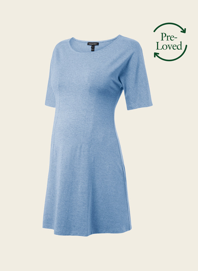 Pre-Loved Rosina Maternity Dress by Isabella Oliver