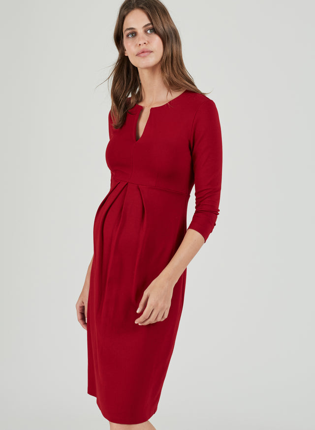 Kristen Maternity Shift Dress