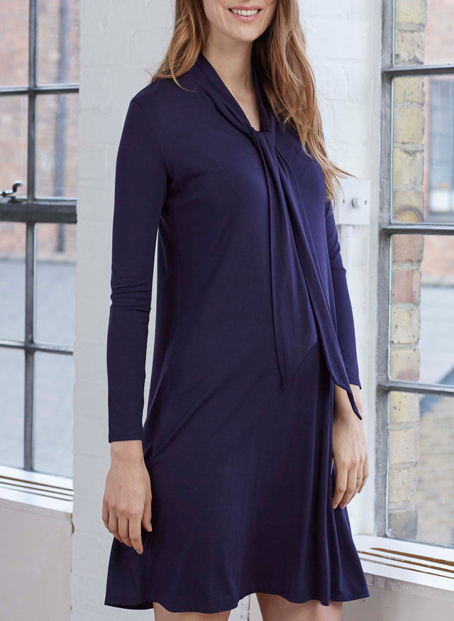 Carine Maternity Dress