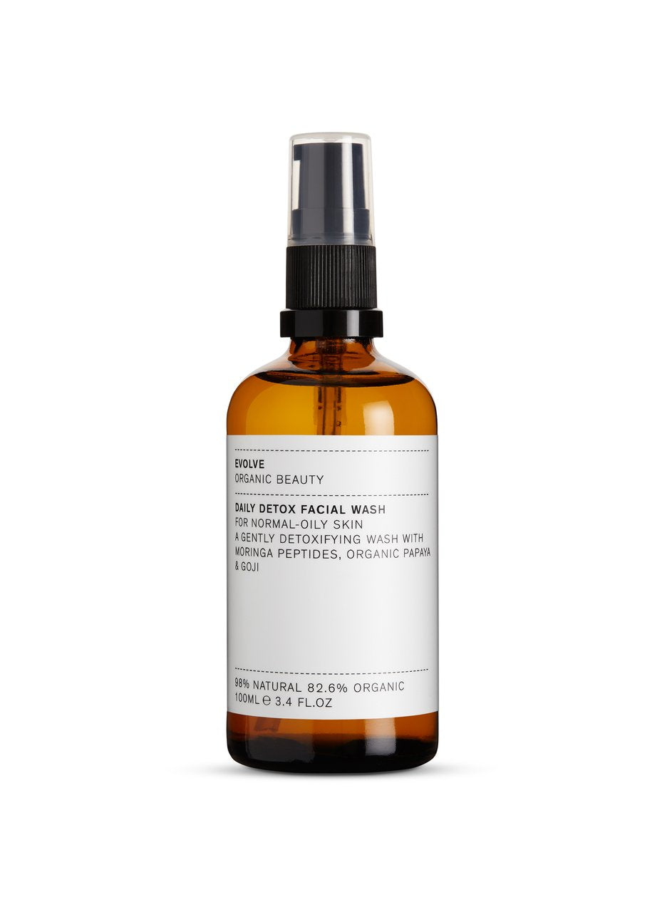 Evolve Daily Detox Facial Wash 100ml