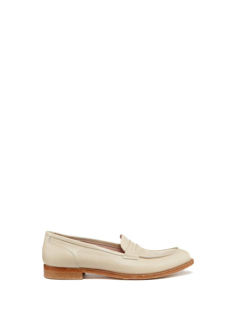 Ella B Leather Loafer