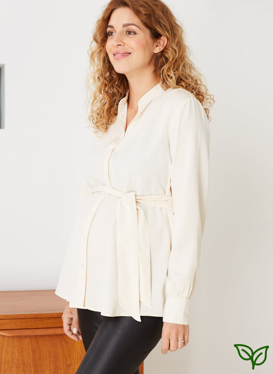 Ondine Maternity Shirt