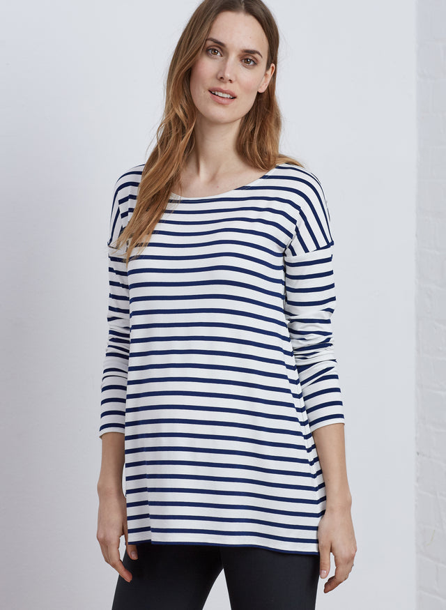 Billie Relaxed Maternity Top