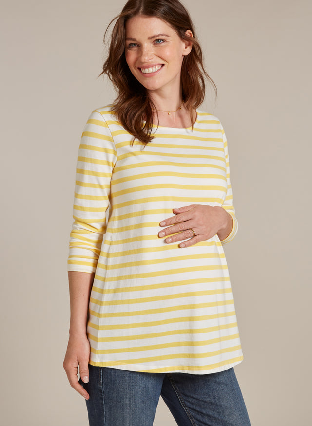 Harriet Maternity Top