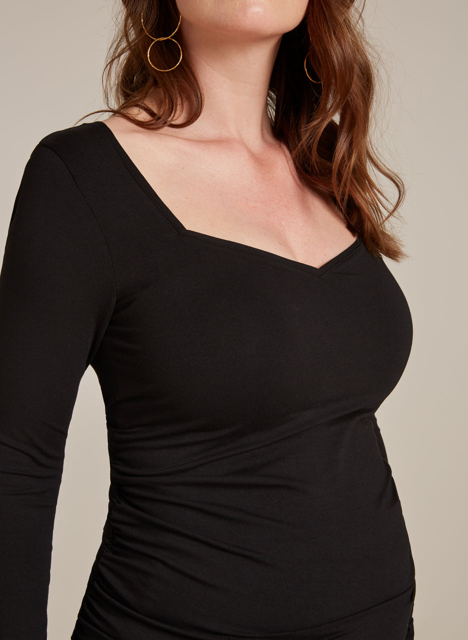 Angie Maternity Top