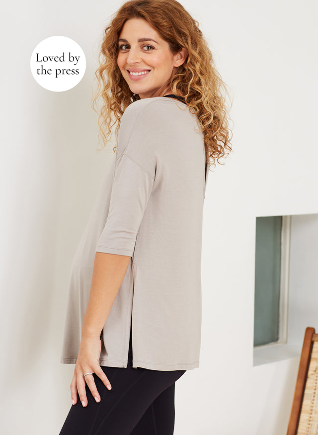 Maternity Yoga Top