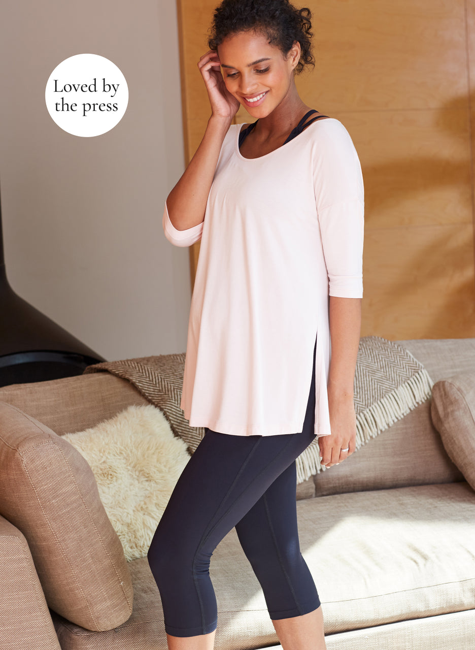 The Maternity Yoga Top