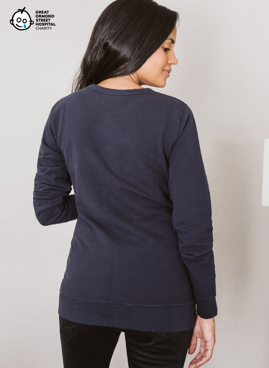 Hope Organic Maternity Sweatshirt