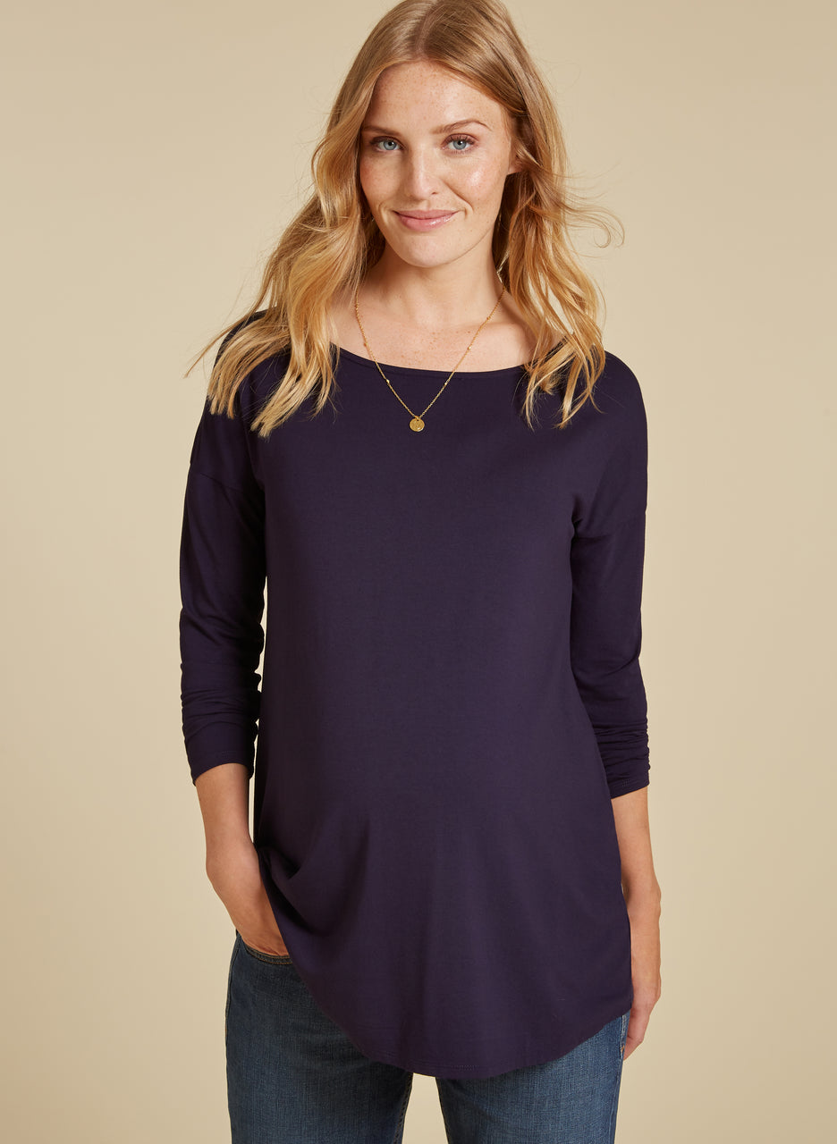 Devon Maternity Top