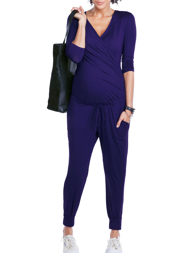 Rosliston Maternity Jumpsuit