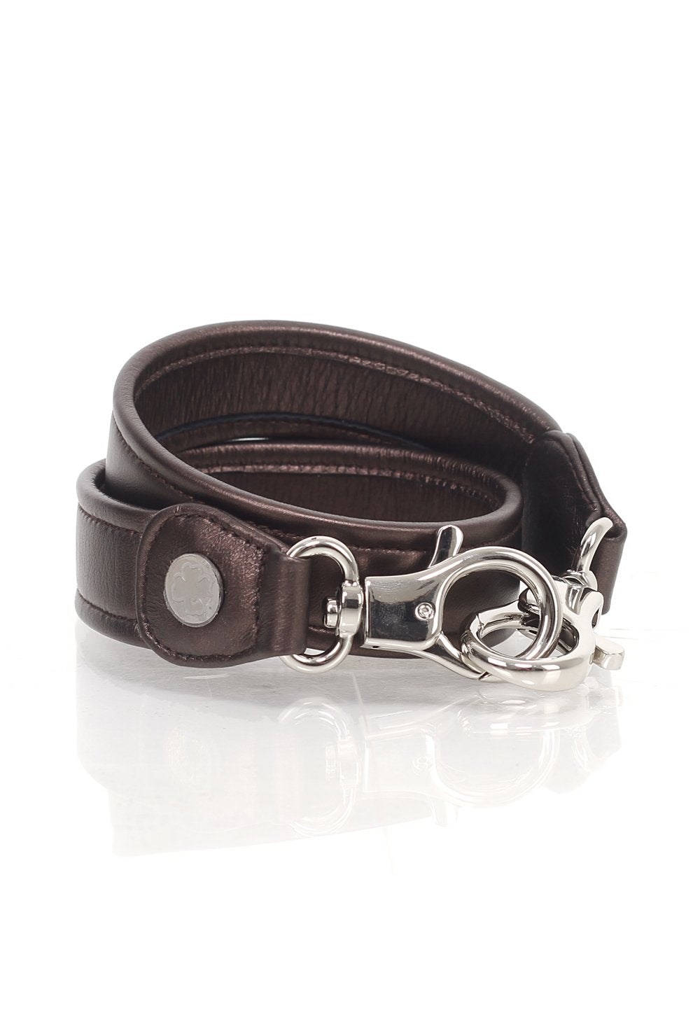 Lambskin Leather Strap (Bronze)