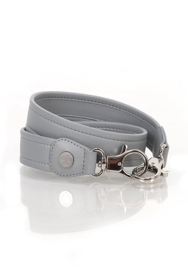 Lambskin Leather Strap (Grey)