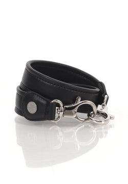 Lambskin Leather Strap (Black)