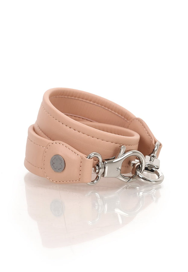 Lambskin Leather Strap (Blush)