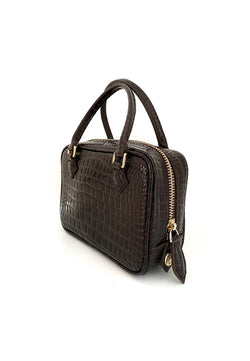 Lisbon Bag Cedar Brown