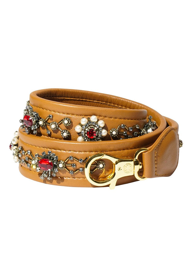 [Preorder] Limited Edition : AIDANANDICE Lambskin Leather Strap (Dancing Queen)