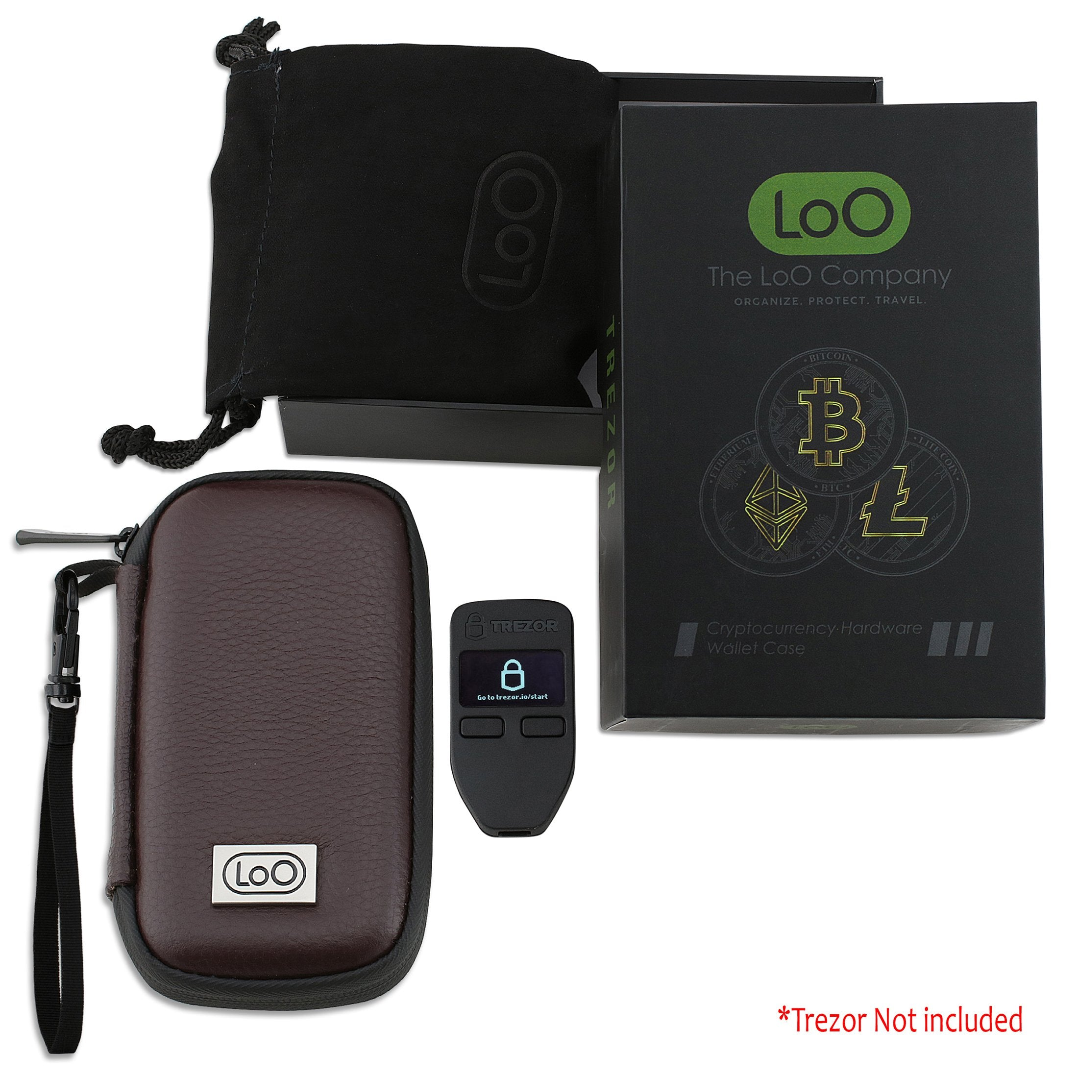 Crypto Wallet LoO Cases®-Theloocompanyshop