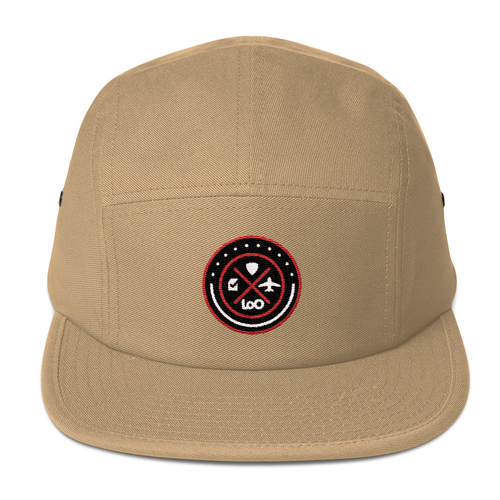 Circle Quad 5 P Cap-Theloocompanyshop