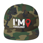 I'm Around Snapback Hat-Theloocompanyshop