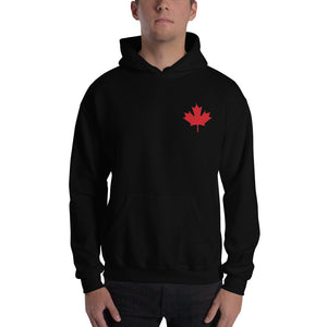 Maple Leaf Hooded Sweatshirt