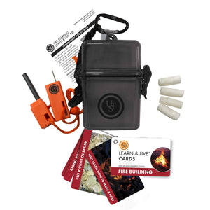 UST Learn & Live - Fire Starting Kit