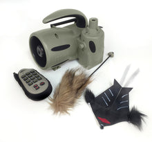 Load image into Gallery viewer, Electronic  Predator Call/Decoy Combo GC320