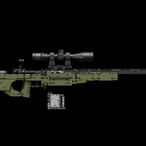 Remington Building Blocks Sniper Rifle