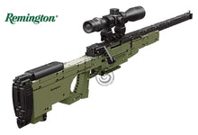 Load image into Gallery viewer, Remington Building Blocks Sniper Rifle