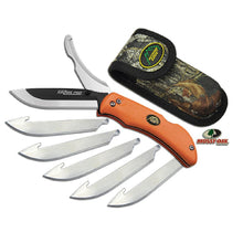 Load image into Gallery viewer, Outdoor Edge® Razor-Pro Knife 6 Blades in Orange