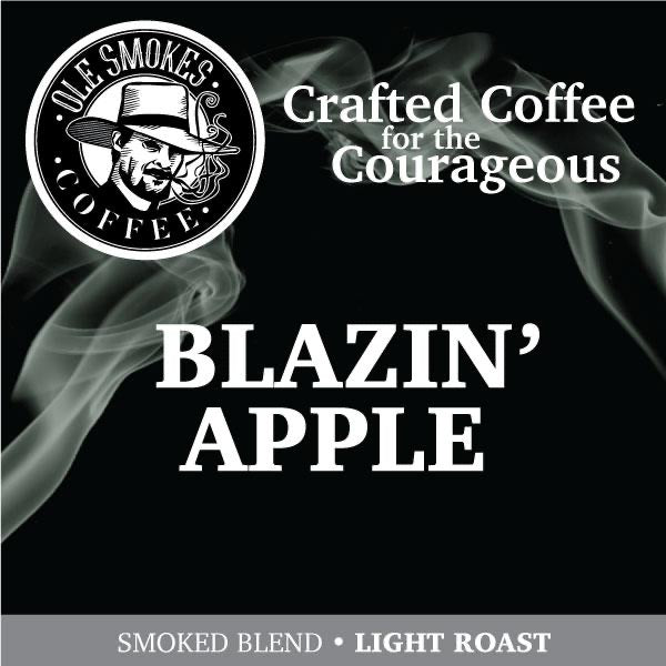 Smoked Blend - Blazin' Apple 12oz
