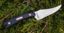 "Load image into Gallery viewer, Schrade 152OT Old Timer Sharpfinger Fixed 3.5"" Blade, Delrin Handles"