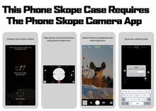 Load image into Gallery viewer, Phone Skope iPhone X/Xs Phone Case