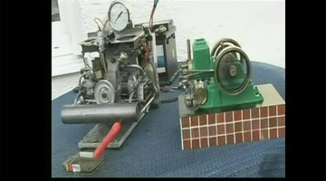 1/3-Scale VW Engine