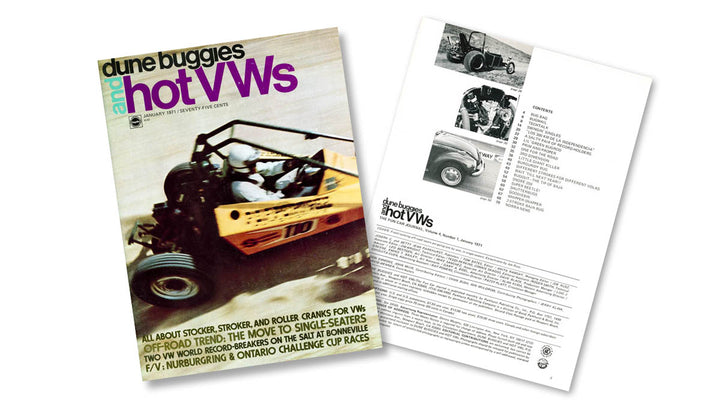1971 - Hot VWs Magazine